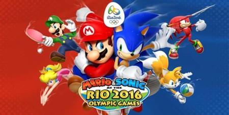 Mario & Sonic se preparan para los juegos de Rio 2016 en su nuevo tráiler