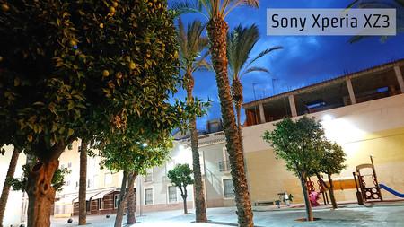 Sony Xperia Xz3 Noche Hdr 03