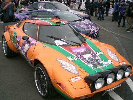 Itasha - Lancia Stratos
