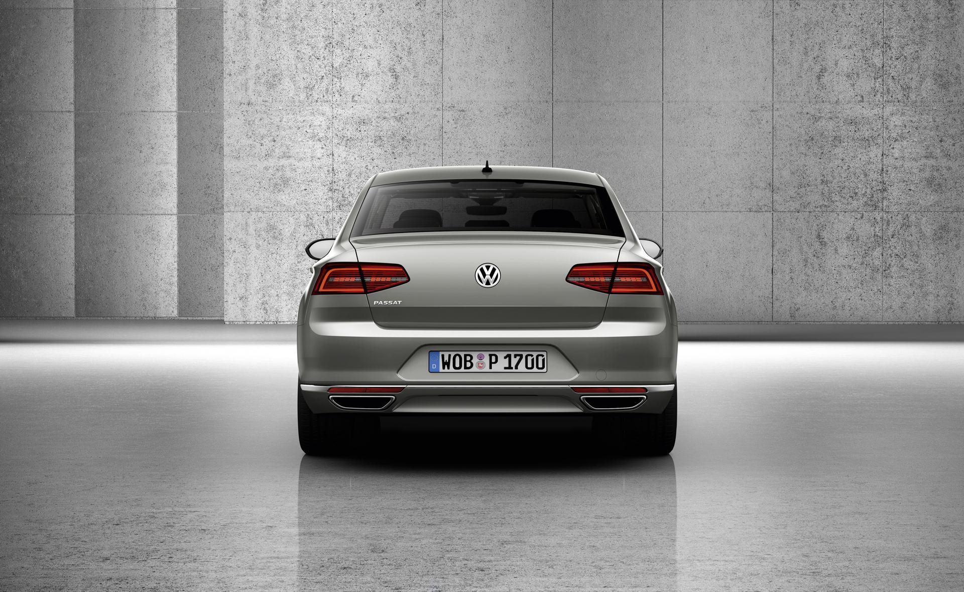 Foto de Volkswagen Passat 2015 (6/24)