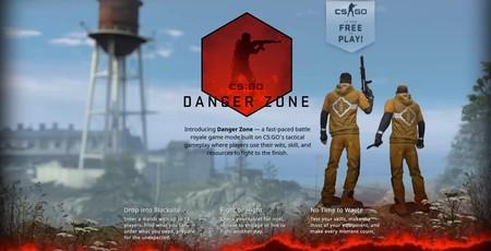 Danger Zone, la gran actualización de CSGO, ha sido lo que querían quienes no juegan y no querían quienes juegan