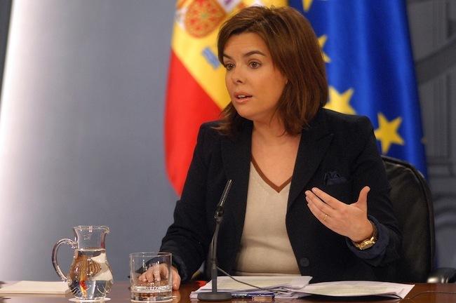 Soraya Sanez Santamaria