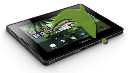 El navegador Dolphin ya está disponible para BlackBerry PlayBook