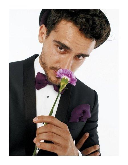 Dolce & Gabbana Verano 2012: pre-colección entre morados y negros muy formales