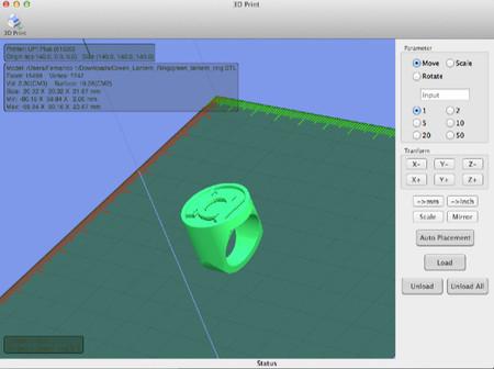 Este es el software de impresión para Mac