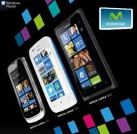 El Nokia Lumia 610 también llega a Movistar en julio. Tenemos todos sus precios