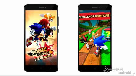 Sonic Forces: Speed Battle llega a Android, un 'runner' donde los obstáculos son publicidad y tiempos de espera