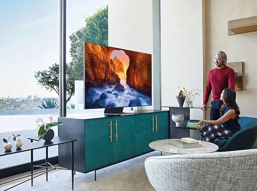 Así aire los televisores Samsung® QLED 2019: tecnología 'full-array' e inteligencia artificial para todos los tamaños