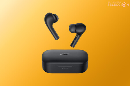 Rozando los 17 euros en Amazon, los auriculares sin cables Aukey Sport son impermeables, tienen carga rápida y aguantan 30 horas