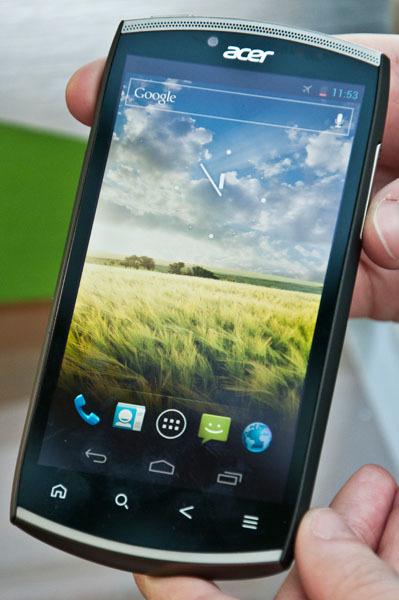 Foto de Acer CloudMobile (1/5)