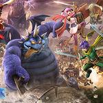 Square Enix da a conocer la fecha de salida de Dragon Quest Heroes II para PS4 en Norte América