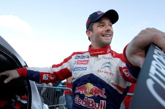 Sébastien Loeb, Rally de Gales.