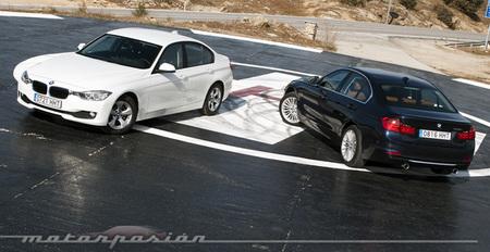 BMW Serie 3, presentación y prueba en Madrid (parte 1)