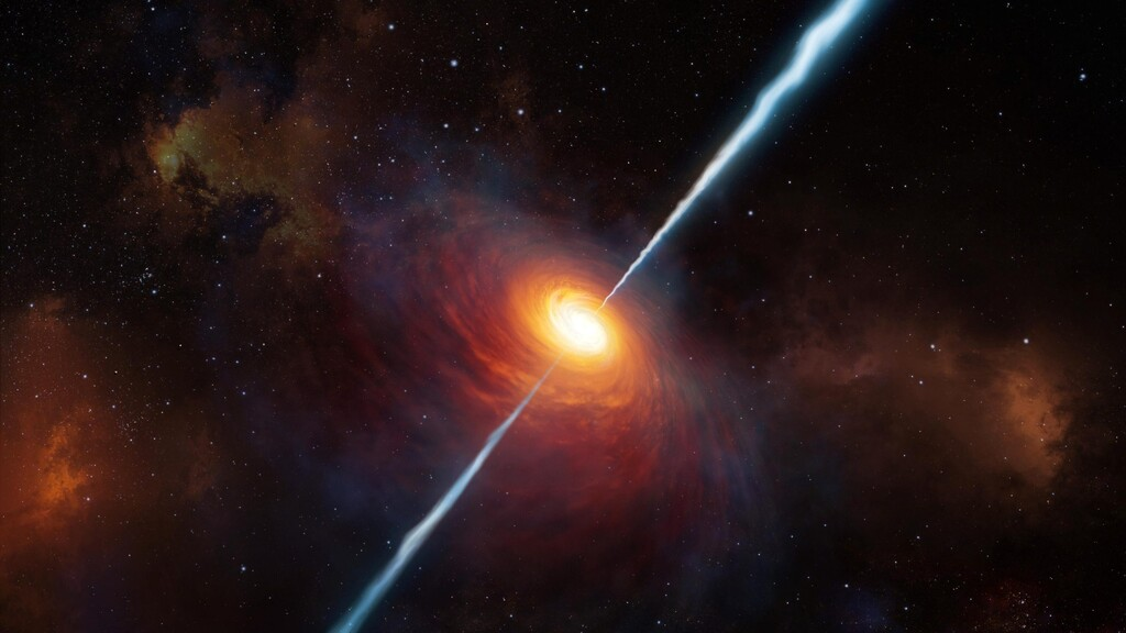 Detectan la señal de radio más distante que jamás ha llegado a la Tierra: a 13 mil millones de años de nosotros
