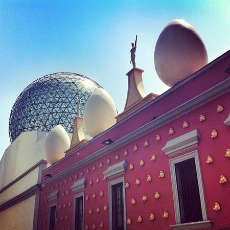 Museo Dalí en Figueras. Compra las entradas por internet