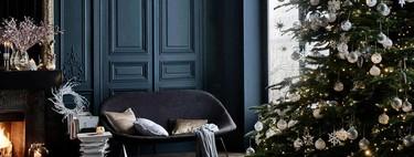 El editorial de Zara Home que confirma que el azul oscuro es el color con el pintar las paredes esta temporada