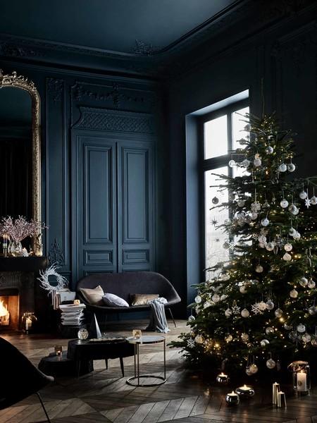 El azul cobalto es el color con el pintar las paredes