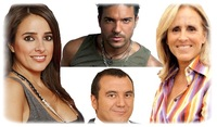 Más famosos blogueros