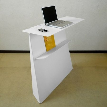 La mínima expresión de un escritorio