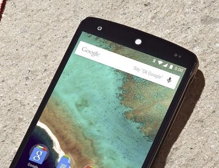 Android 5.0 aún no está listo posiblemente por un bug en el Wi-Fi del Nexus 5