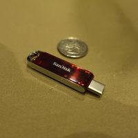 USB Tipo C y 1 TB de capacidad: así es la memoria USB de SanDisk, la más pequeña del mundo presentada en el CES 2018