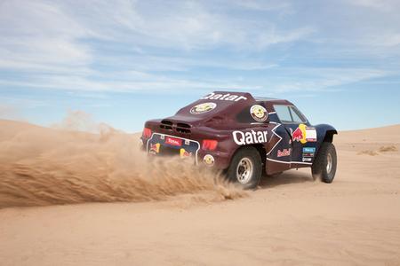 Dakar 2013: los favoritos al título