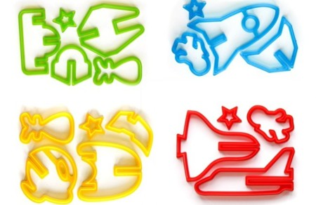 Los moldes para galletas 3D harán mucho más divertida tu tarde de domingo