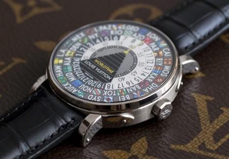 Escale Worldtime de Louis Vuitton, marcando el tiempo de los más viajeros