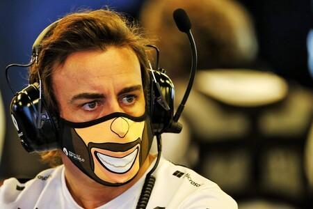 Alonso Abu Dabi F1 2020 2