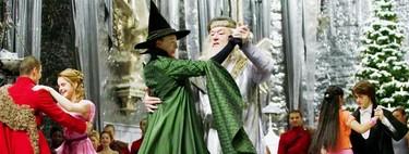 Navidad en Hogwarts: el parque Harry Potter de Londres recrea por primera vez el Baile de Navidad