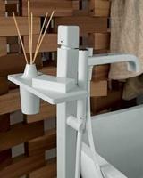 Zucchetti te propone hacer aún más relajante tu baño con aromaterapia