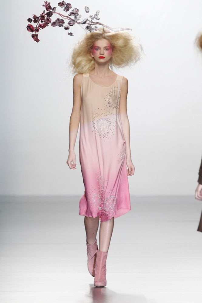 Foto de Elisa Palomino en la Cibeles Madrid Fashion Week Otoño-Invierno 2011/2012 (9/30)