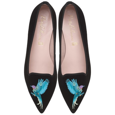 Ella Sequinned Bird Pair Pvp 159