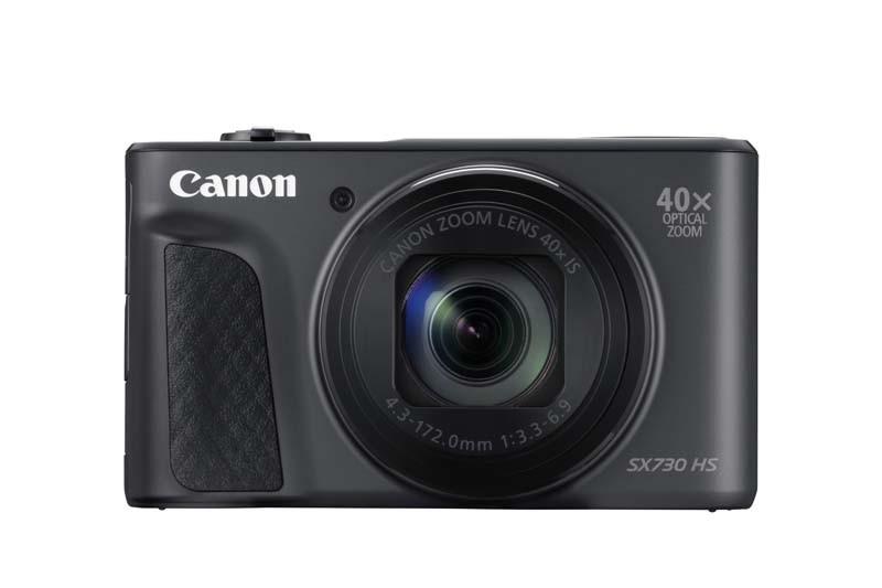 Canon PowerShot SX730 HS, una nueva compacta viajera con zoom 40x