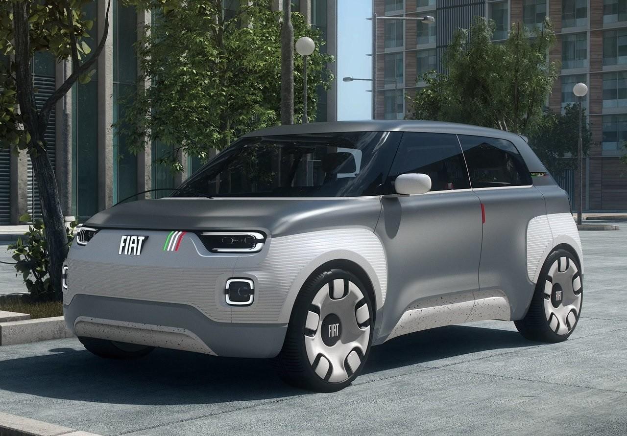 Foto de Fiat Centoventi concept (13/20)