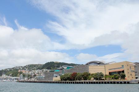 Museo de Nueva Zelanda Te Papa Tongarewa, en Wellington