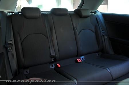 Seat León SC Asiento trasero