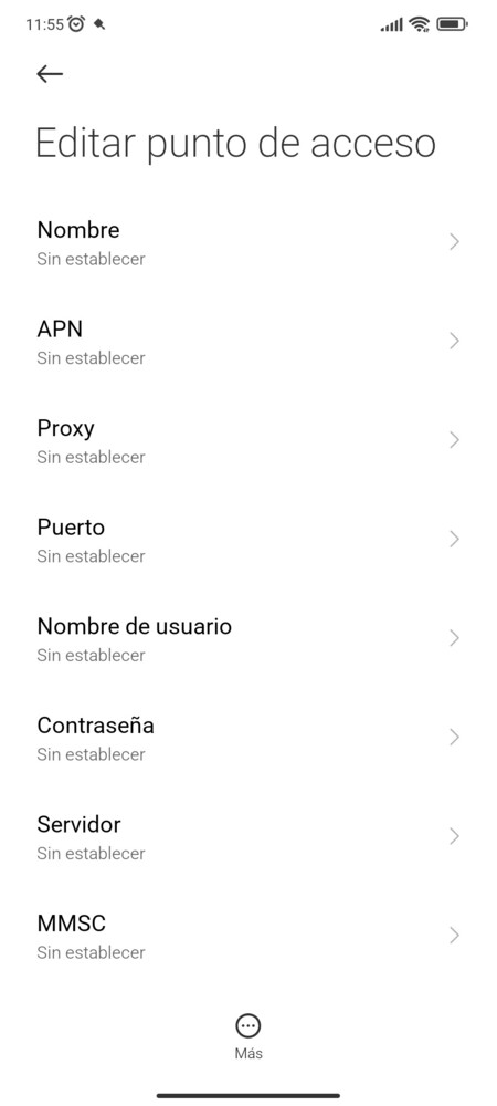 Apn Android