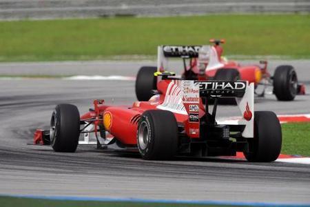 En Ferrari no están preocupados por los problemas en sus motores