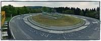 No sabrás lo que es driftear hasta que lo hagas con una Volkswagen T3 en el Nordschleife Karussell