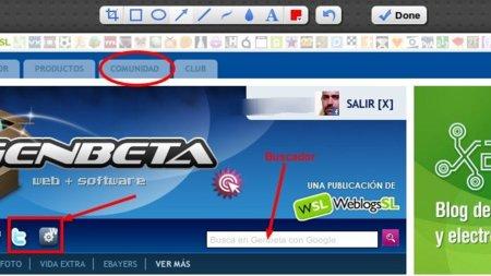 Realiza capturas de sitios webs con anotaciones en Chrome y Safari