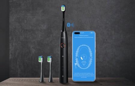 El primer dispositivo del ecosistema Huawei HiLink llega a España: un cepillo de dientes con asistente inteligente