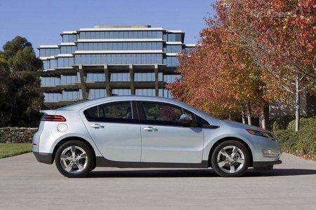 El Chevrolet Volt llegará con cuentagotas