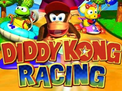 Así iba a ser la secuela cancelada de Diddy Kong Racing para Game Cube