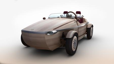 Si la fibra de carbono te aburre, mira el Toyota Setsuna hecho de madera
