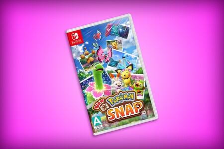 'New Pokémon Snap' en su precio más bajo histórico de Amazon México: el título de Nintendo Switch está en descuento por 968 pesos