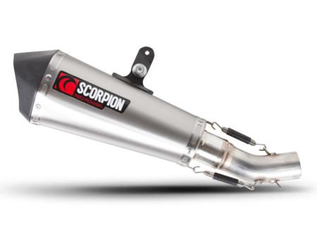 Scorpion para Ducati Scrambler