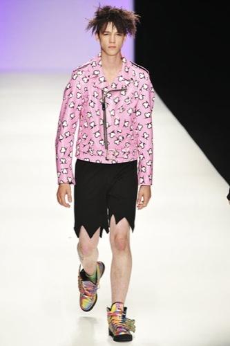 Foto de Jeremy Scott Primavera-Verano 2010 en la Semana de la Moda de Londres (8/9)