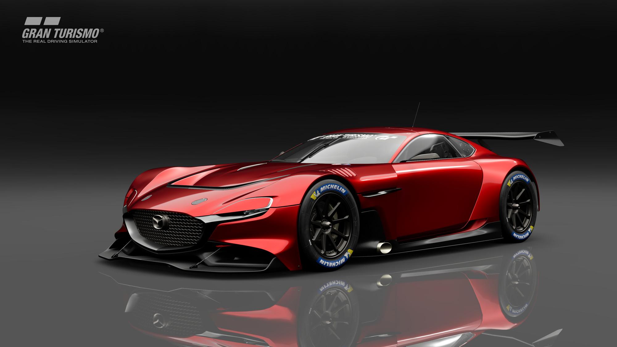 Foto de Mazda RX-Vision GT3 (24/24)