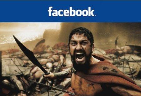 Facebook enseña músculo a todos